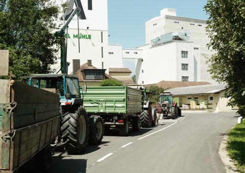 Getreideankauf