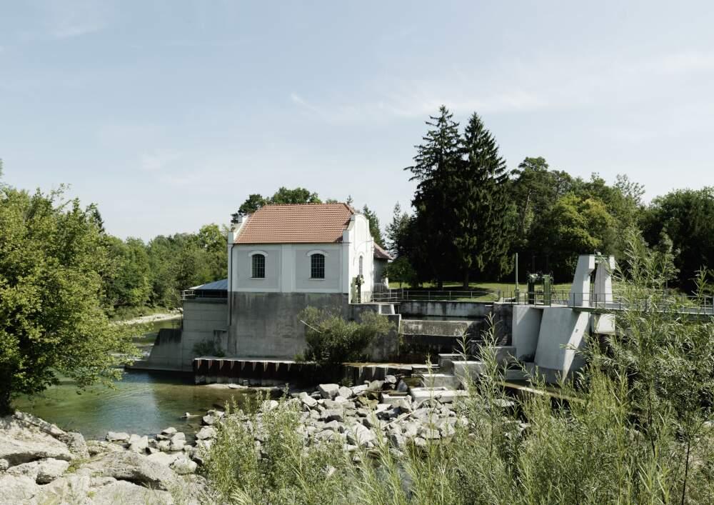 Kleinwasserkraftwerk Mühling